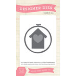 Echo Park - Everyday Collection - Designer Dies - At Home Embroidery Hoop