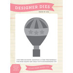 Echo Park - Spring Collection - Designer Dies - Hot Air Balloon
