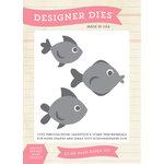 Echo Park - Summer Collection - Designer Dies - Fish Set