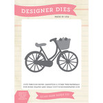 Echo Park - Spring Collection - Designer Dies - Bike with Basket