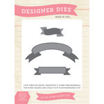 Echo Park - Everyday Collection - Designer Dies - Designer Banners