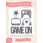 Echo Park - Children Collection - Designer Dies - Game On