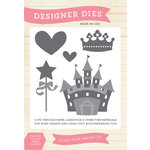 Echo Park - Children Collection - Designer Dies - Princess - Two