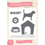 Echo Park - Everyday Collection - Designer Dies - In the Dog House