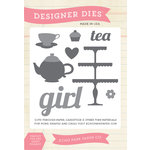 Echo Park - Children Collection - Designer Dies - Tea Time