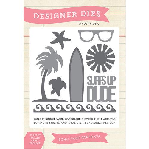 Echo Park - Summer Collection - Designer Dies - Surf's Up