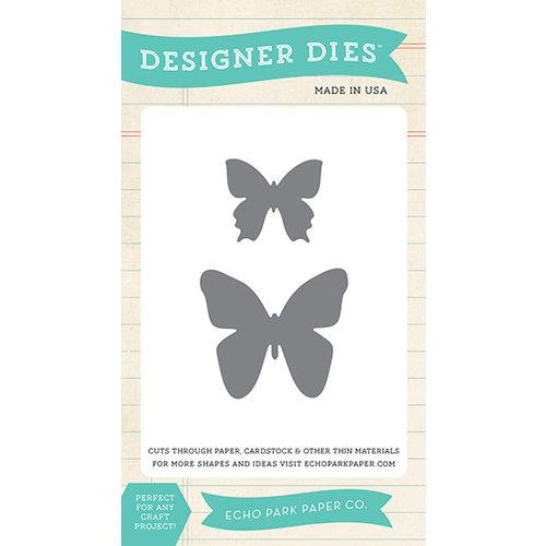 Echo Park - Designer Dies - Small - Butterfly Set 1
