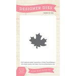 Echo Park - Fall - Designer Dies - Small Leaf