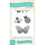 Echo Park - Designer Dies - Small - Love Bugs