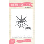 Echo Park - Fall - Designer Dies - Spider and Spiderweb