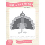 Echo Park - Fall - Designer Dies - Thanksgiving Turkey