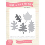 Echo Park - Fall - Designer Dies - Fall Leaves