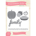 Echo Park - Fall - Designer Dies - Family Fall