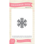 Echo Park - Christmas - Designer Dies - Snowflake 1