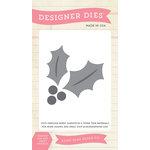 Echo Park - Christmas - Designer Dies - Holiday Holly