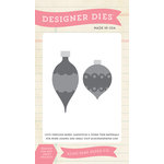 Echo Park - Christmas - Designer Dies - Christmas Ornaments
