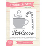 Echo Park - Designer Dies - Hot Cocoa