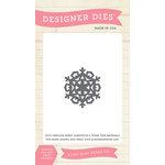 Echo Park - Winter - Designer Dies - Snowflake 2