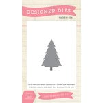 Echo Park - Winter - Designer Dies - Small Tree