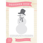 Echo Park - Winter - Designer Dies - Build a Snowman