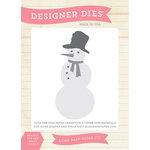 Echo Park - Winter - Designer Dies - Build a Snowman