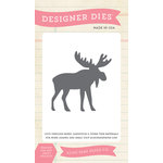 Echo Park - Winter - Designer Dies - Moose