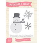 Echo Park - Winter - Designer Dies - Winter Snowman