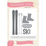 Echo Park - Winter - Designer Dies - Hitting the Slopes