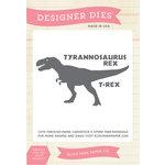 Echo Park - Designer Dies - Tyrannosaurus - Large