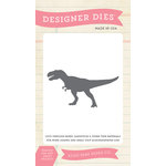 Echo Park - Designer Dies - Tyrannosaurus - Small