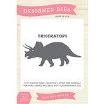 Echo Park - Designer Dies - Triceratops - Large