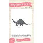 Echo Park - Designer Dies - Brontosaurus - Small