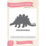 Echo Park - Designer Dies - Stegosaurus - Large