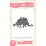 Echo Park - Designer Dies - Stegosaurus - Small
