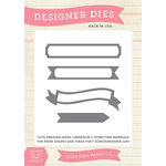 Echo Park - Designer Dies - Medium - Designer Label Set 3