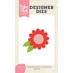 Echo Park - Designer Dies - Layered Flower