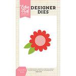 Echo Park - Designer Dies - Layered Flower