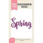 Echo Park - Designer Dies - Spring Phrase