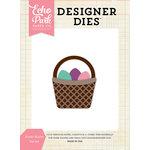 Echo Park - Designer Dies - Easter Basket