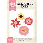 Echo Park - Designer Dies - Flower Set 5