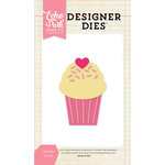 Echo Park - Designer Dies - Cupcake
