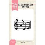 Echo Park - Designer Dies - Musical Staff