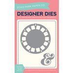 Echo Park - Designer Dies - View Finder and Ampersand