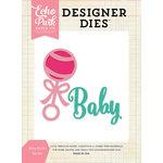 Echo Park - Designer Dies - Baby Rattle