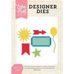 Echo Park - Designer Dies - Ticket to Fun