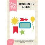 Echo Park - Designer Dies - Ticket to Fun