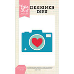 Echo Park - Designer Dies - Heart Camera