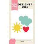 Echo Park - Designer Dies - I Heart Sunshine