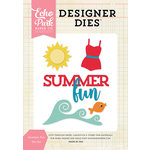 Echo Park - Designer Dies - Summer Fun