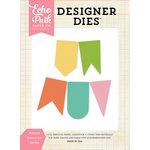 Echo Park - Designer Dies - Pennant Banner Set